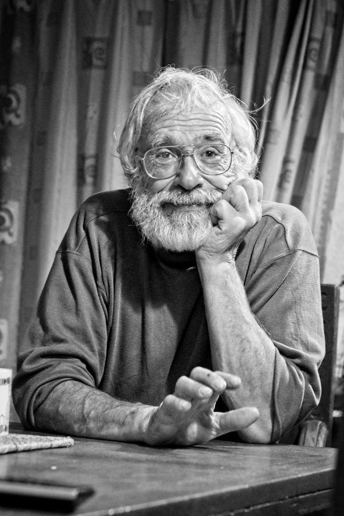 Father portrait by Sam Davis Photographer