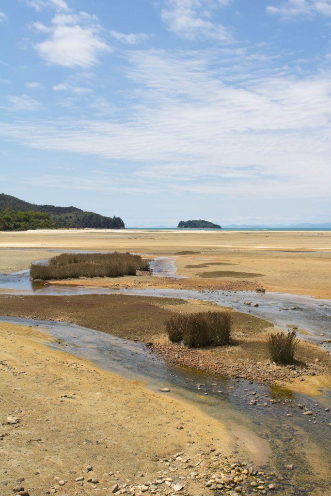 Abel Tasman National Park, New Zealand, by Sam Davis Professional Landscape Photographer. Great Walks. Department on Conservation.