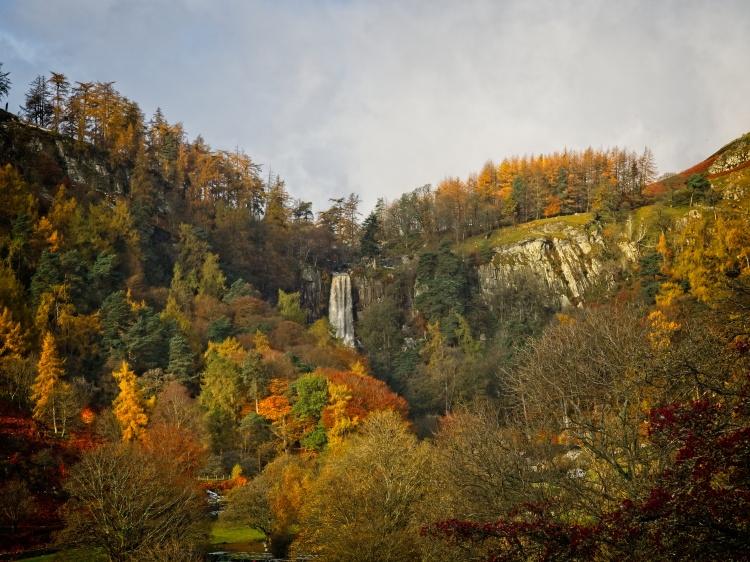 Pistyll Rhaeadr Waterfall, Wales, by Sam Davis Professional Landscape Photographer